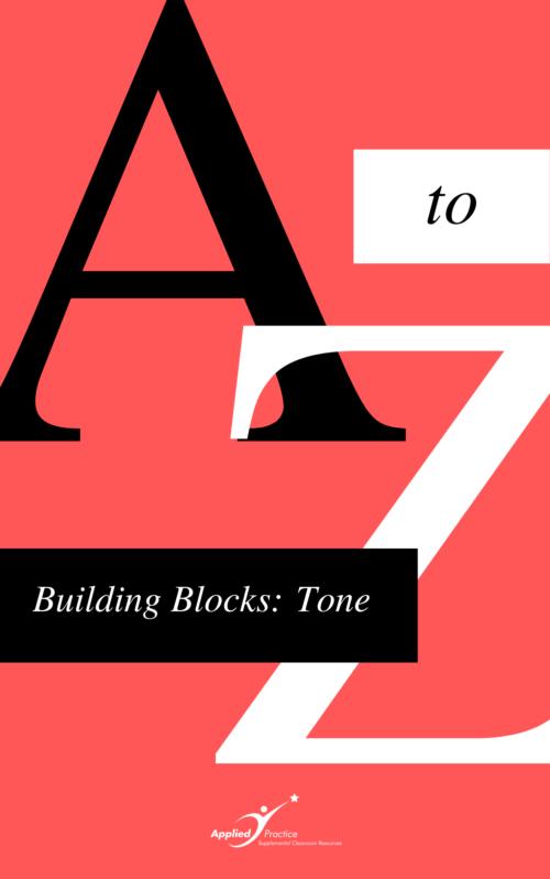 Building Blocks Series (Grades 9-10)