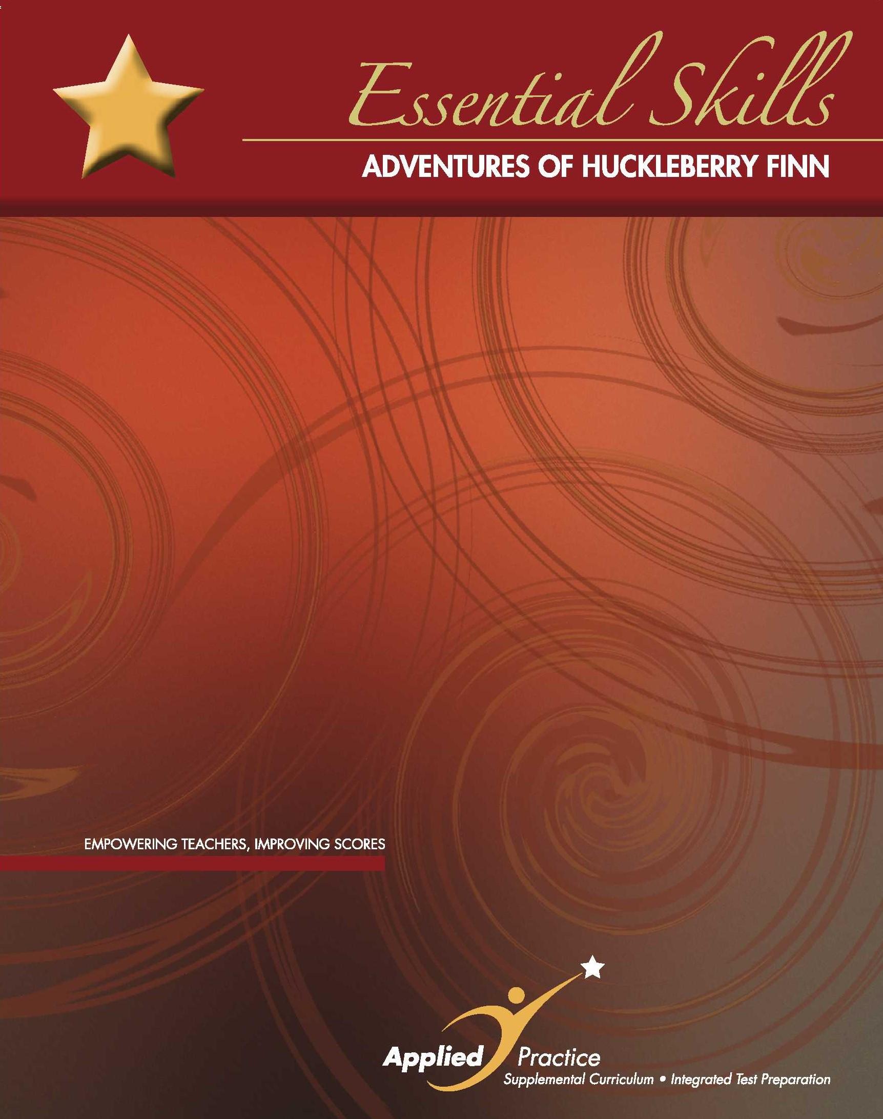 adventures of huckleberry finn applied practice